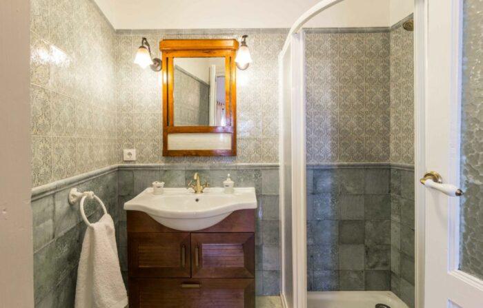 Baño habitación américa