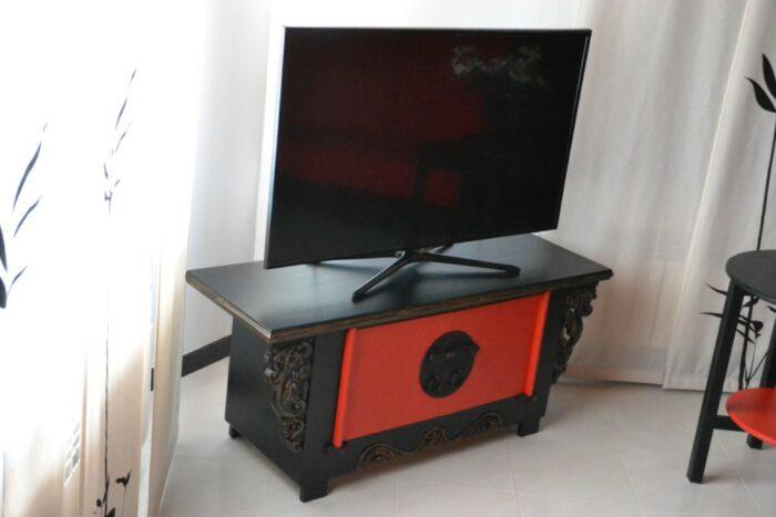 Auténticos muebles chinos