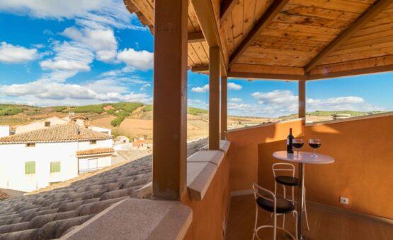Casa Rural con vistas