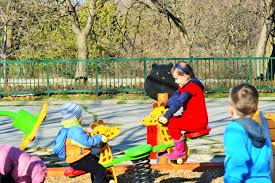 Parque infantil Munébrega