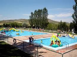 Casa rural con piscina Zaragoza