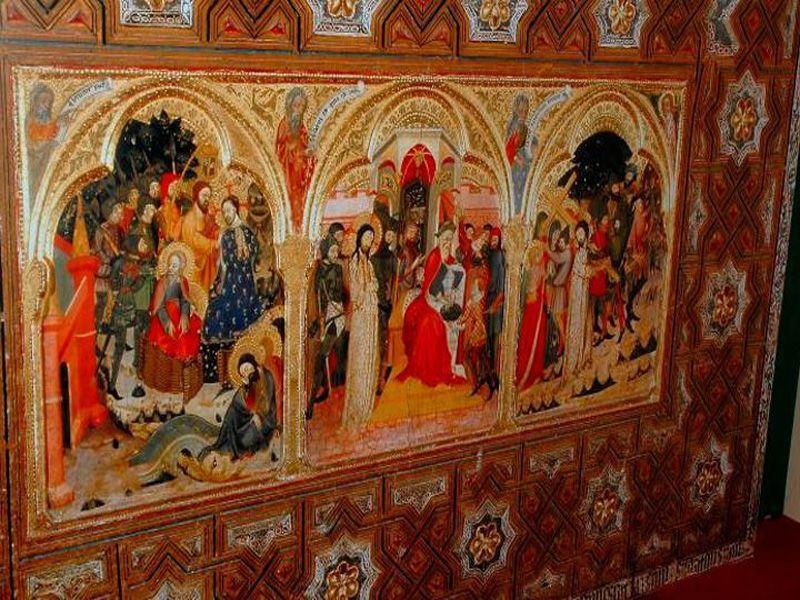 Visita Monasterio de piedra